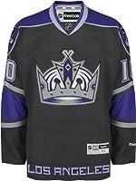 NHL Los Angeles Kings Mike Richards Men's Center Ice Team Color Premier Jersey
