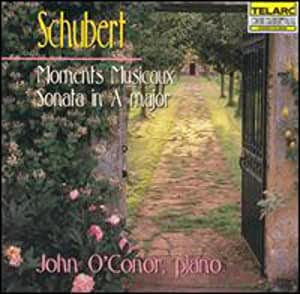 Schubert: Moments Musicaux / Sonata in a Major