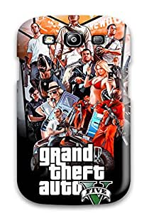 Gta V Case Compatible With Galaxy S3/ Hot Protection Case