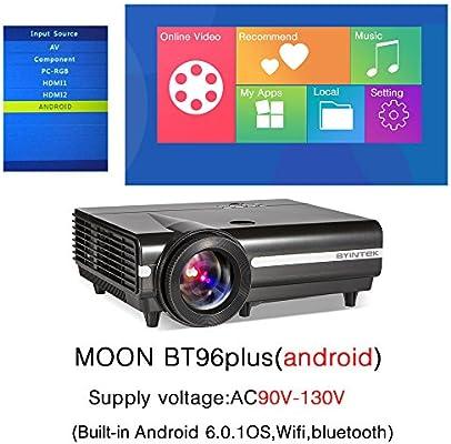Amazon.com: HITSAN BYINTEK Moon BT96Plus Android WiFi Smart ...