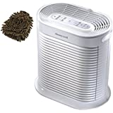 Honeywell HPA104 Filter, True HEPA Allergen Remover (Complete Set) w/ Bonus: Premium Microfiber Cleaner Bundle