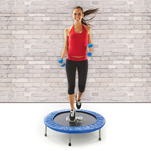Garage Gym Pure Fun Mini Rebounder Trampoline, Ages 13