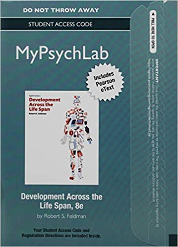 Amazon new mylab psychology with pearson etext access card new mylab psychology with pearson etext access card for development across the life span 8th edition 8th edition fandeluxe Image collections