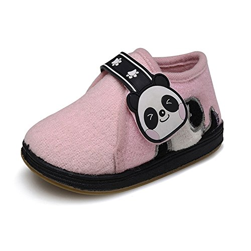 Secret Slippers Winter Soft Warm Cute Baby Boys Girls Boots Fleece Lined Warm Shoes by Secret Slippers (Image #2)