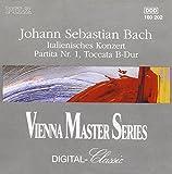 Bach: Italian Concerto BWV 971; Partita No. 1 BWV 825; Toccata in D BWV 912