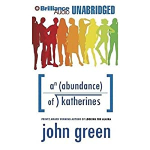 An Abundance of Katherines Audiobook