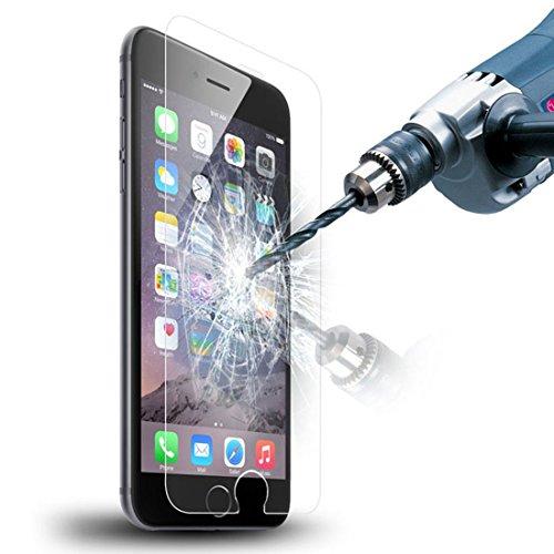Bestpriceam (TM) iPhone 6 Plus 5.5'' Tempered Glass Screen Protector 9H Anti-shatter Film