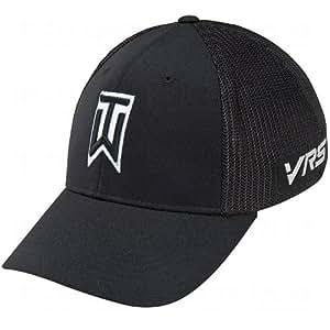 Amazon.com: NIKE Men's TW Tour Mesh Cap, Black/White, X