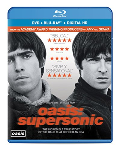 (Oasis Supersonic (Blu-ray + DVD))