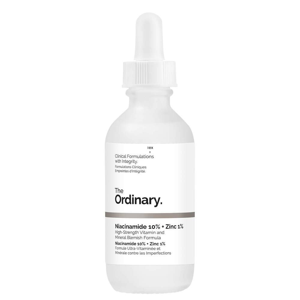 The 'Ordinary' Niacinamide 10% + Zinc 1% High Strength Vitamin and Mineral Blemish Formula 30ml