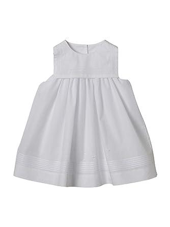 7d0d3140cec Cyrillus Robe de baptême col Marin bébé  Amazon.fr  Vêtements et ...
