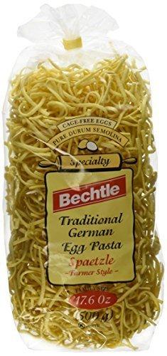 Bechtle Egg Spaetzle, Farmer Style - 17.6oz (Pack of 2)