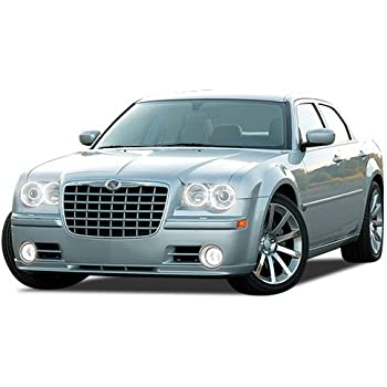 White Chrysler 300 >> Amazon Com Flashtech Chrysler 300 05 10 Xenon Brightest