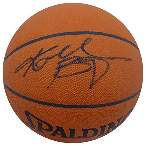 Kobe Bryant Autographed Signed Memorabilia Spalding Official Leather NBA Basketball Los Angeles Lakers Rookie Era Signature - PSA/DNA Authentic ()