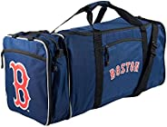 Concept One Accessories MLB Boston Red Sox Extended Duffle Bag, One Size, Navy