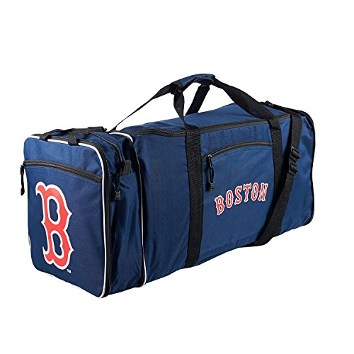 Officially Licensed MLB Boston Red Sox Steal Duffel bag, 28