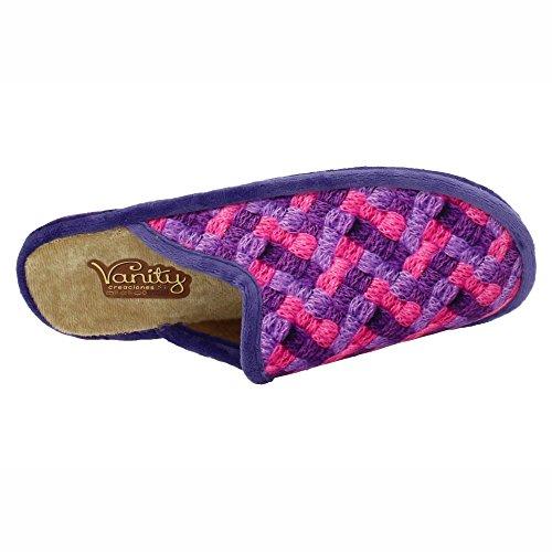 Vanity Pantofole Donna Vanity Donna Pantofole Fucsia Fucsia qfwzItx