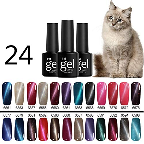 Marris Nail Polish Gel Manicure LED Eco-friendly Healthy Nail Art Lacquer UV Glue Sets & -