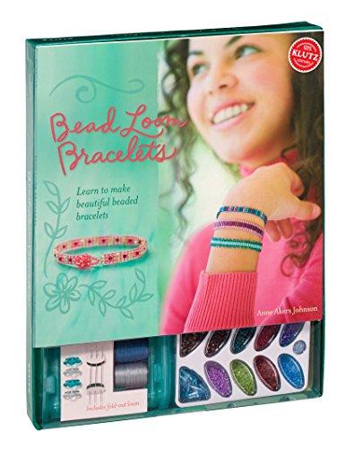 Klutz Bead Loom Bracelets Craft Kit -