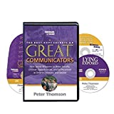 img - for The Best-Kept Secrets of Great Communicators - 6 Audio CDs, PDF Workbook & Free Bonus CD book / textbook / text book