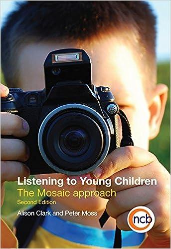 Descargar ebook descargar ohne anmeldung deutsch Listening to Young Children: The Mosaic Approach PDF RTF
