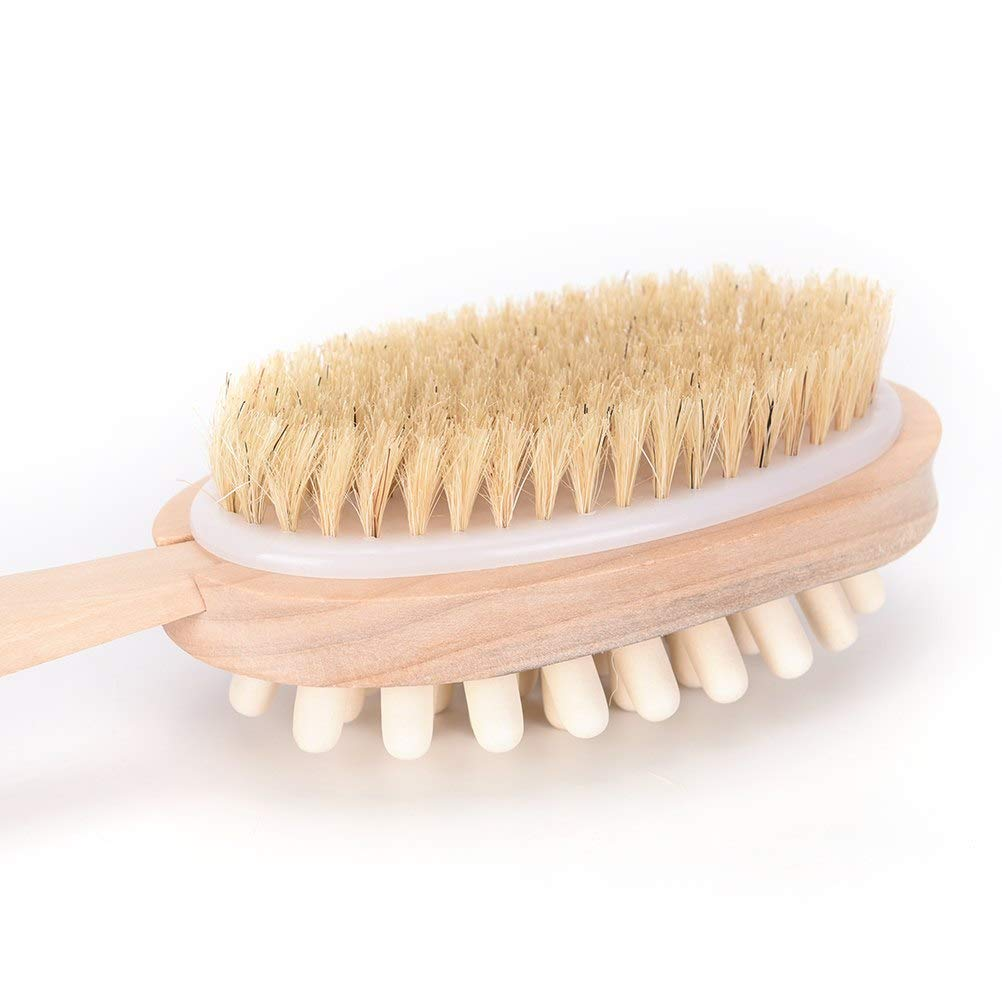 Amazon.com: Sponges & Scrubbers - 2019 2 In 1 Sided Natural ...