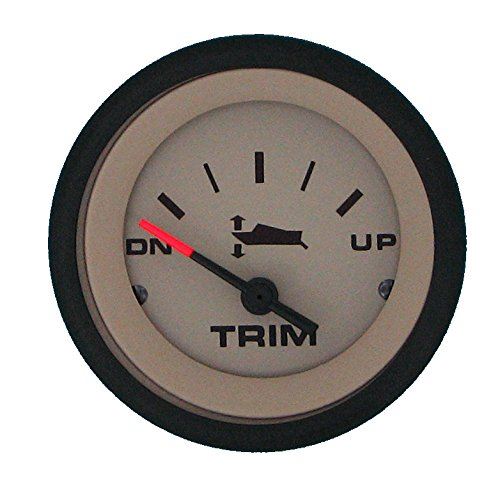Sierra International 59709P Sahara Outboard /& I//O Trim Gauges for Yamaha 2