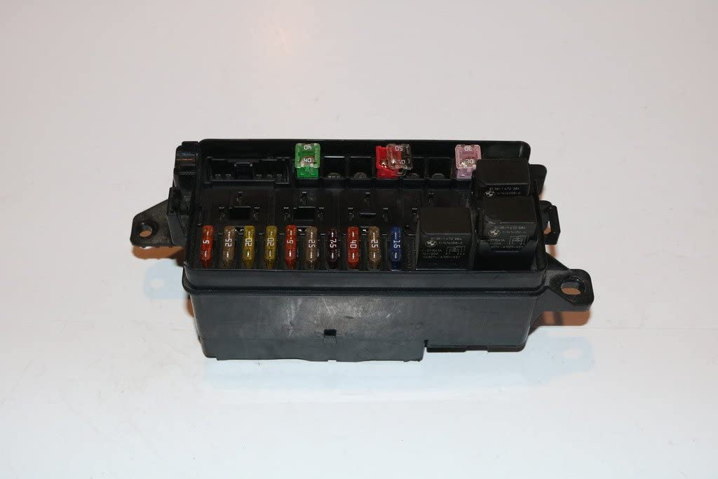 Fuse Box For Mini Cooper