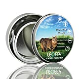 LEOFFY Flea Tick Collar For Dog/Cat - One Size Fits All - Flea Prevention Up To 8 Months - Natural Ingredient Flea and Tick Collar
