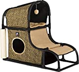 Prevue Pet Products Prevue Pet Products Catville Loft Leopard Print 7220, Leopard Print