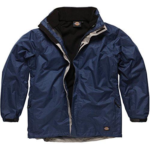 Dickies Hudson Jacke blau JW7002 BU S, 7002