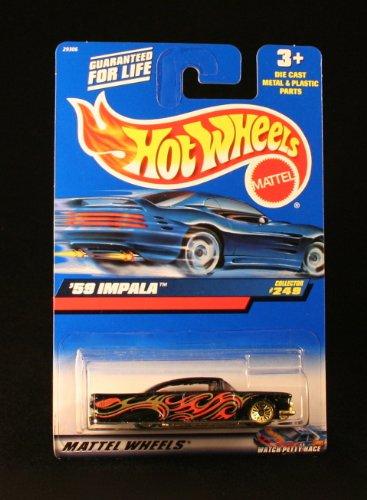 Hot Wheels 59 Impala #249