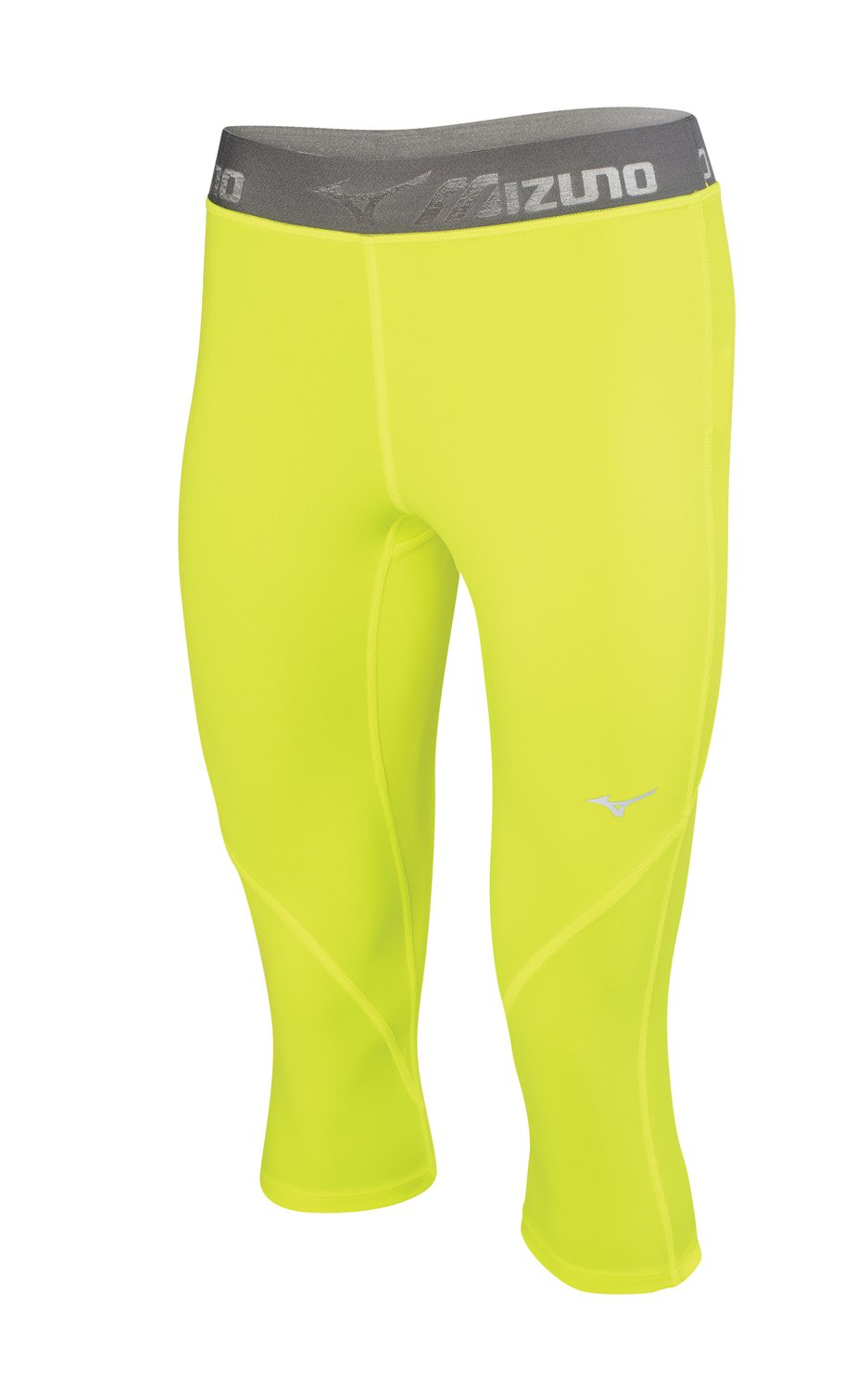 ea3674a7a1 Amazon.com: Mizuno Running Womens Impulse Core 3/4 Length Tights: Sports &  Outdoors