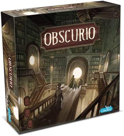 Asmodee Italia - Obscurio - Juego de Mesa, Color 8655: Amazon.es: Juguetes y juegos