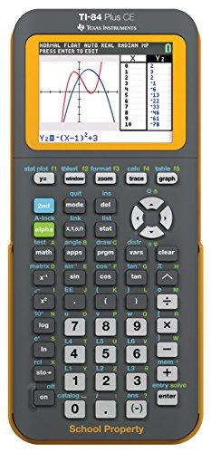 Texas Instruments TI- 84Plus CE Teacher's 10 Pack