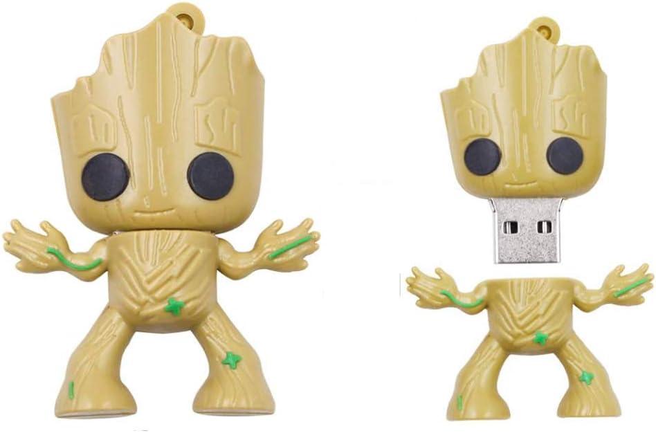Groot Tree Hero GOG 32GB USB Flash Thumb Drive Storage Device