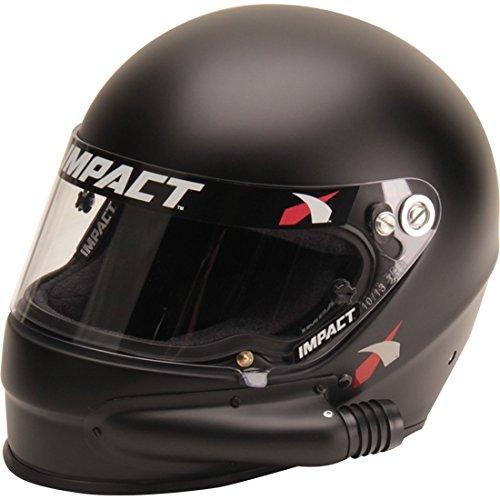 Helmet - 1320 Side Air SNELL15 MED Flat Black