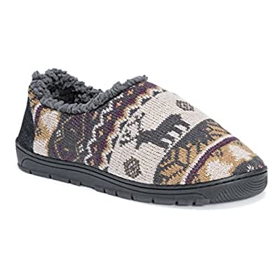 e9f72ccbe1b Image Unavailable. Image not available for. Color  MUK LUKS Men s John  Slippers ...
