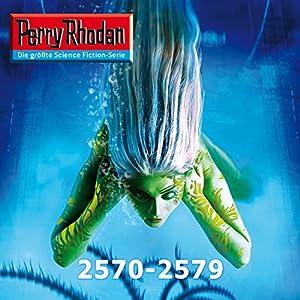 Perry Rhodan: Sammelband 18 (Perry Rhodan 2570-2579) Hörbuch