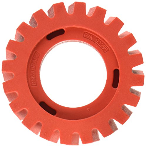 Dynabrade 92255 4 Inch Diameter RED TRED product image