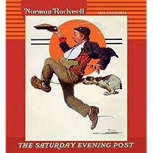 Norman Rockwell 2013 Wall Calendar
