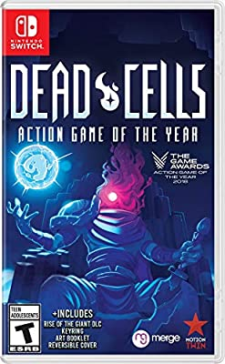 Dead Cells - Action Game of The Year for Nintendo Switch USA: Amazon.es: Crescent Marketing Inc: Cine y Series TV