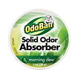 OdoBan 1 oz. Morning Dew Solid Odor Absorber