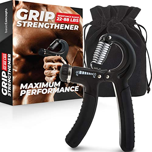 Grip Strength Trainer Adjustable