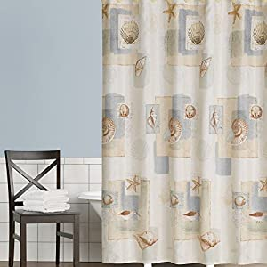 51lKT0tFXKL._SS300_ Beach Shower Curtains & Nautical Shower Curtains