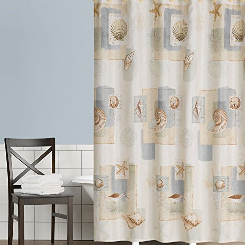 Saturday Knight LTD Bayside Shower Curtain ()