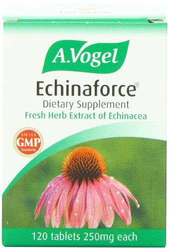 А. Vogel Echniaforce Травяные добавки, 120 граф