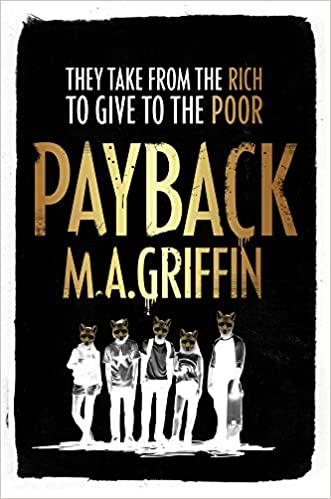 Image result for payback m a griffin