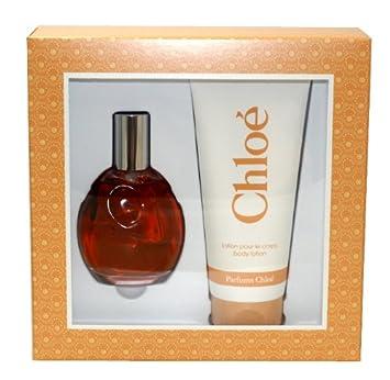 Amazoncom Chloe Perfume 2 Pc Gift Set Eau De Toilette Spray