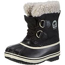 Sorel Yoot Pac Nylon Cold Weather Boot (Toddler/Little Kid/Big Kid)